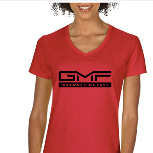 Women's V-Neck T Shirts