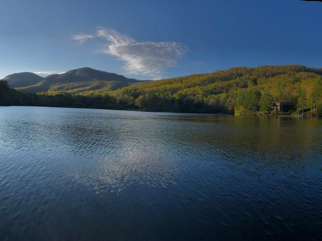 Lake Toxaway Cottge