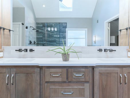 Why You Should Consider Double Sinks in the Master Bath
