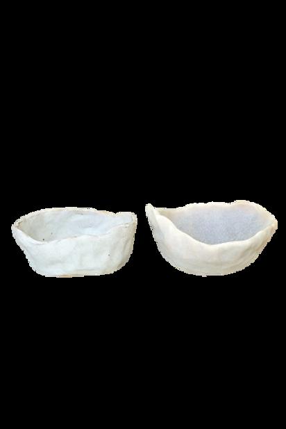 Kit Cumbucas De Cerâmica (2 Pçs)