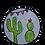Thumbnail: Banqueta Infantil Cactos Pintada A Mão