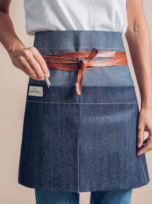 Avental  Cintura Jeans