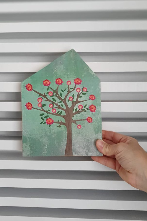 Quadro Árvore