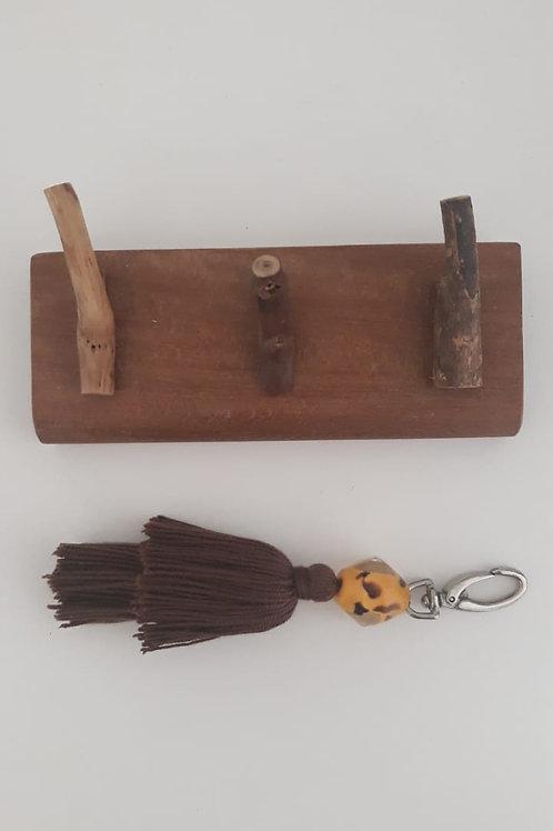 Kit Porta-Chaves e Chaveiro