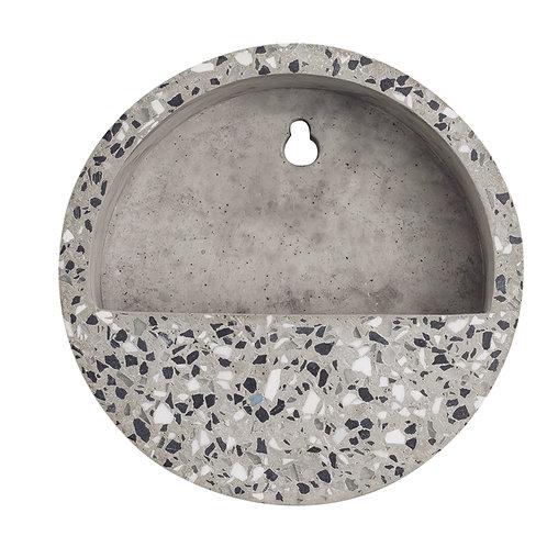 Terrário de parede areia em cimento M