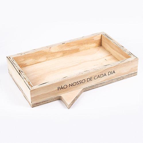Caixa de Pães pensamento: Nosso Pão de Cada Dia