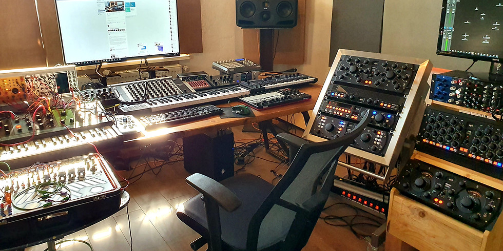 HOW TO PRODUCE Deephouse