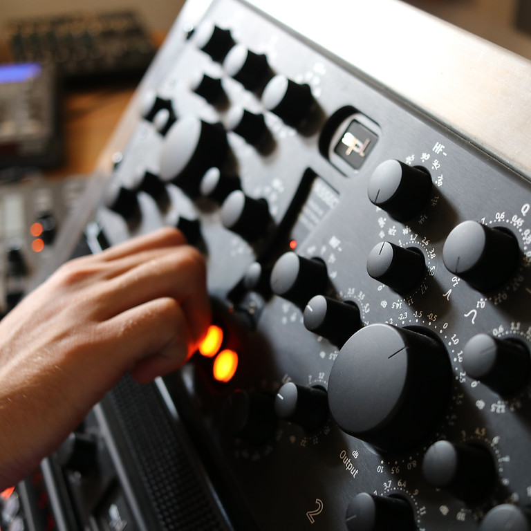 Analog Mastering Workshop and listening session with SPL and HEDD Audio