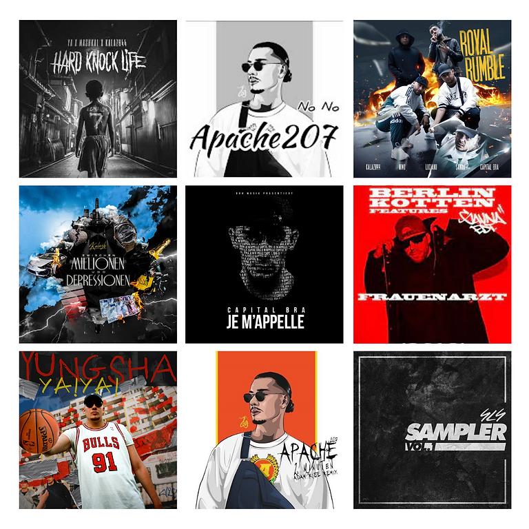Hip Hop & Trap Production und Mixing Masterclass