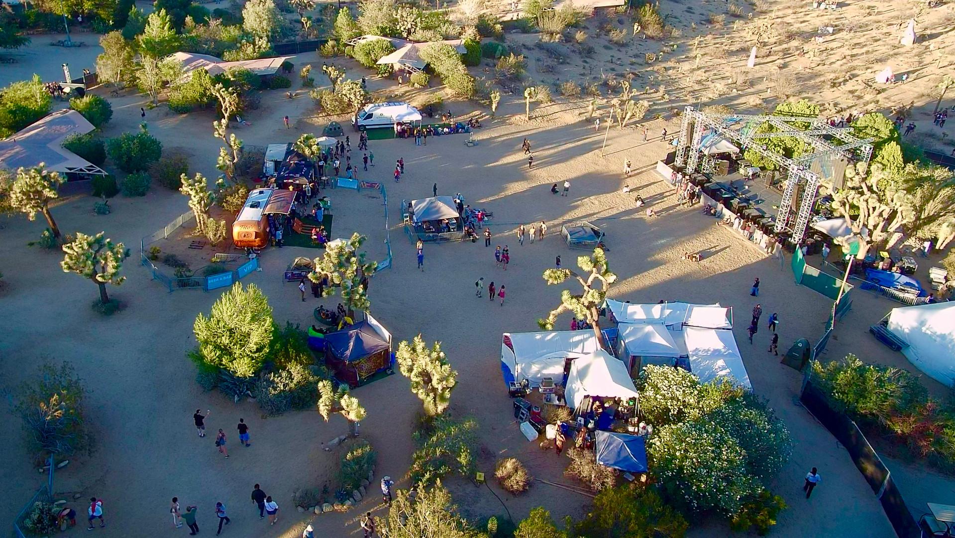 DESERT DAZE 2016 MAIN STAGE