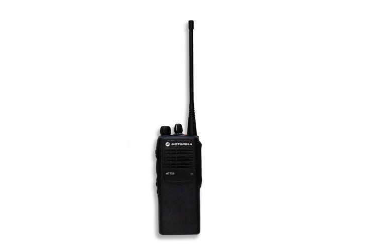 Stage Ops Motorola HT750 two-way radio