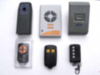 garage door remote controls