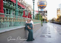 maternity photographer in Las Vegas