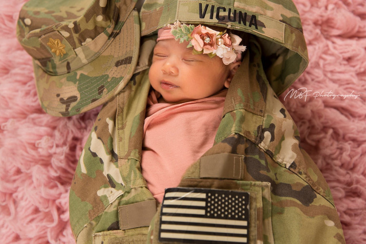 We Love Our Military Babies
