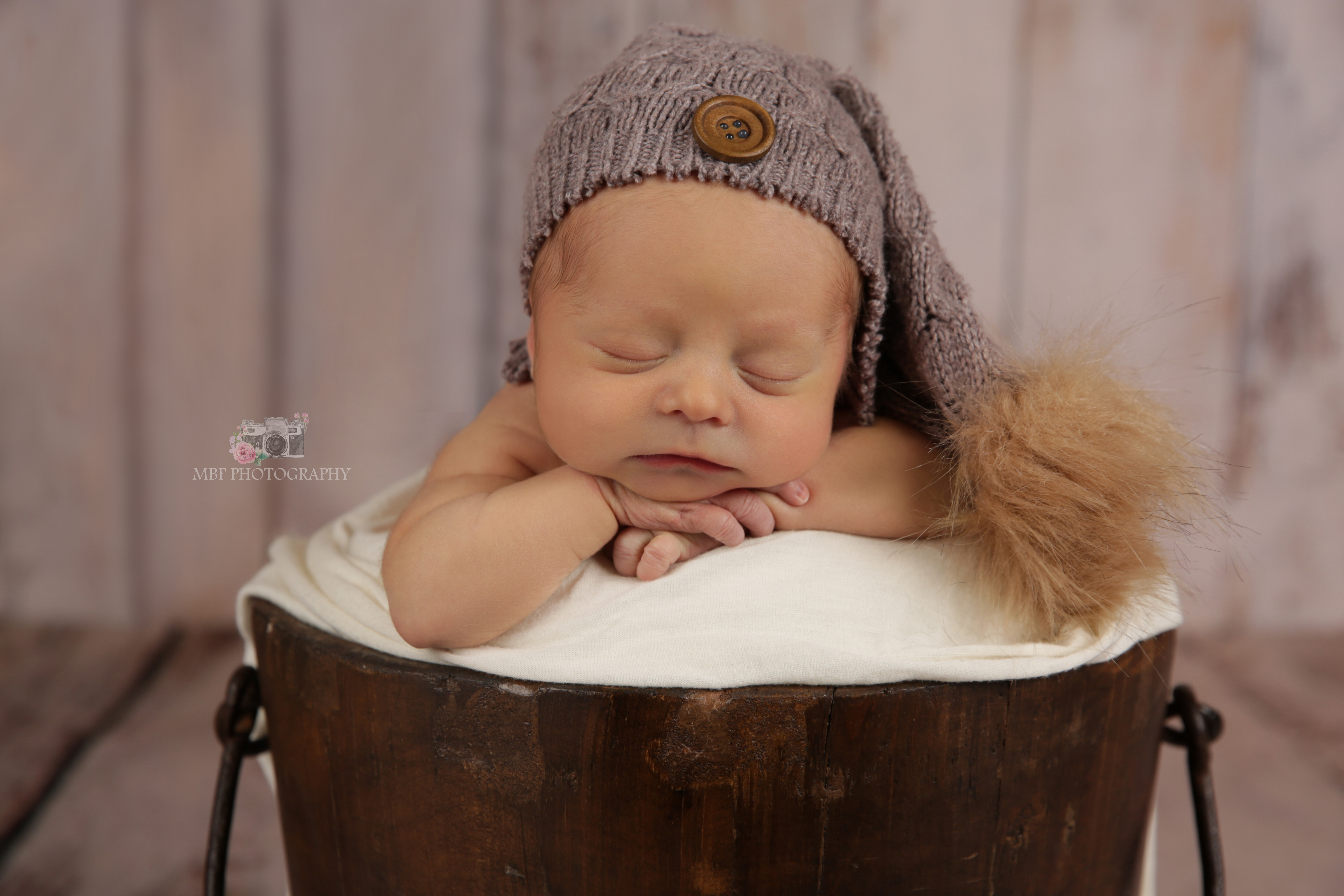 Newborn photographer in Las Vegas