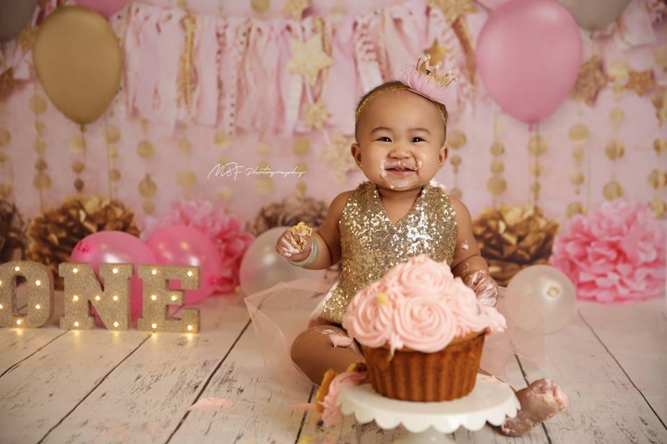 Cake Smash photography Las Vegas,MBF Photography