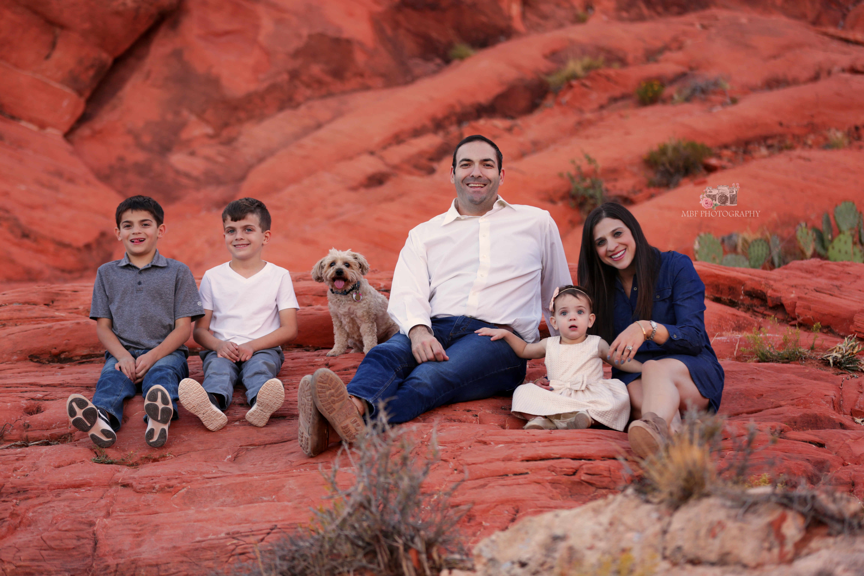 Family photographer Las Vegas, outdoor s