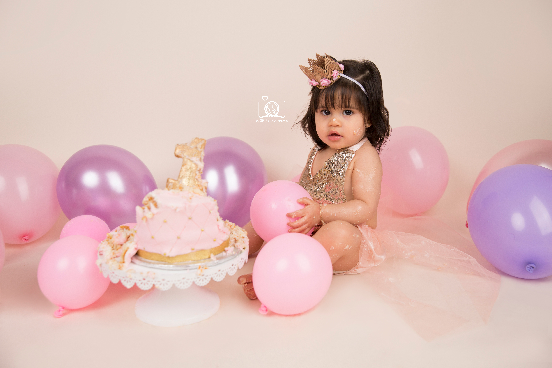 Cake smash Photography Las Vegas