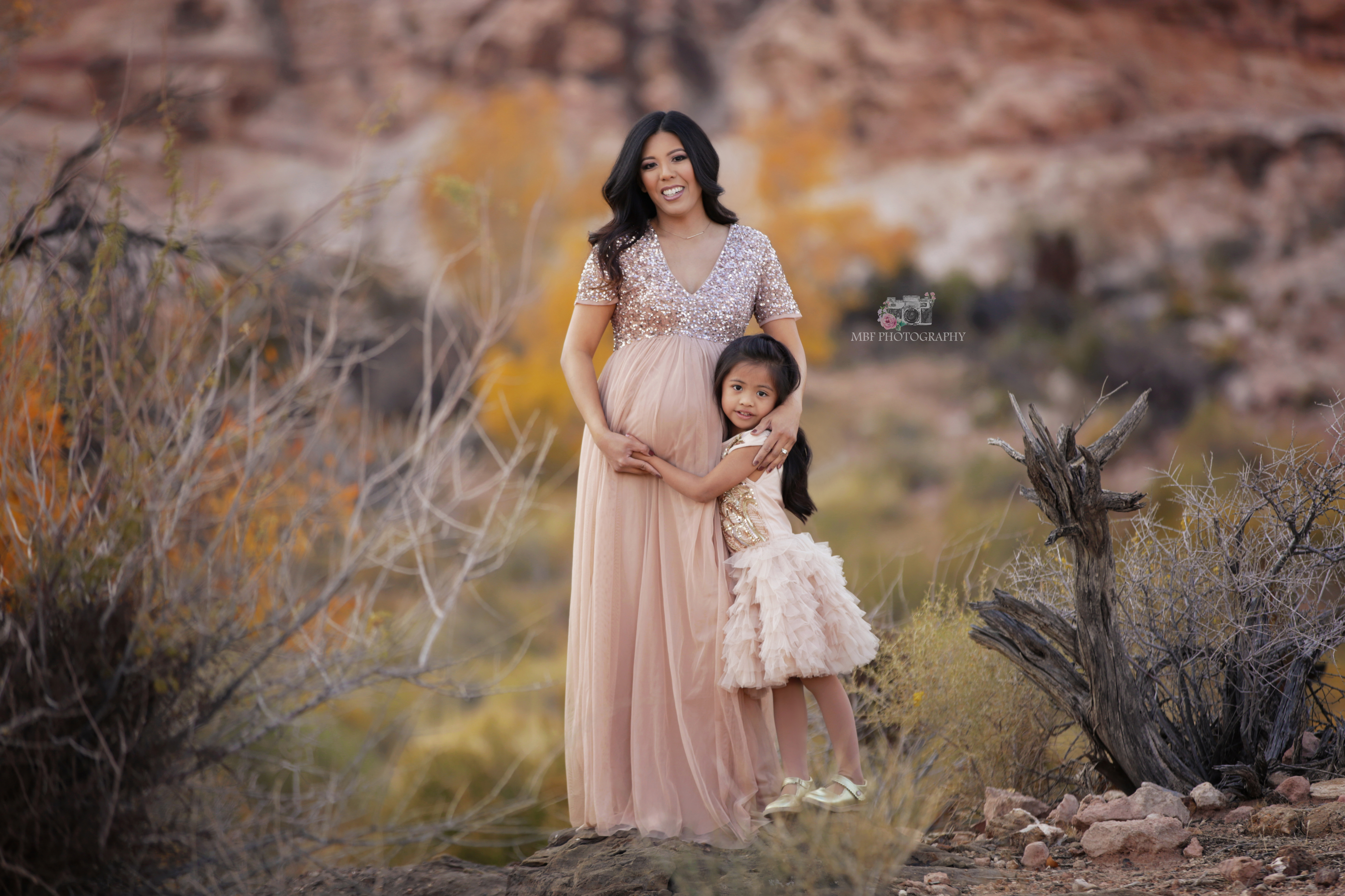 Las Vegas Best Maternity photographer MB