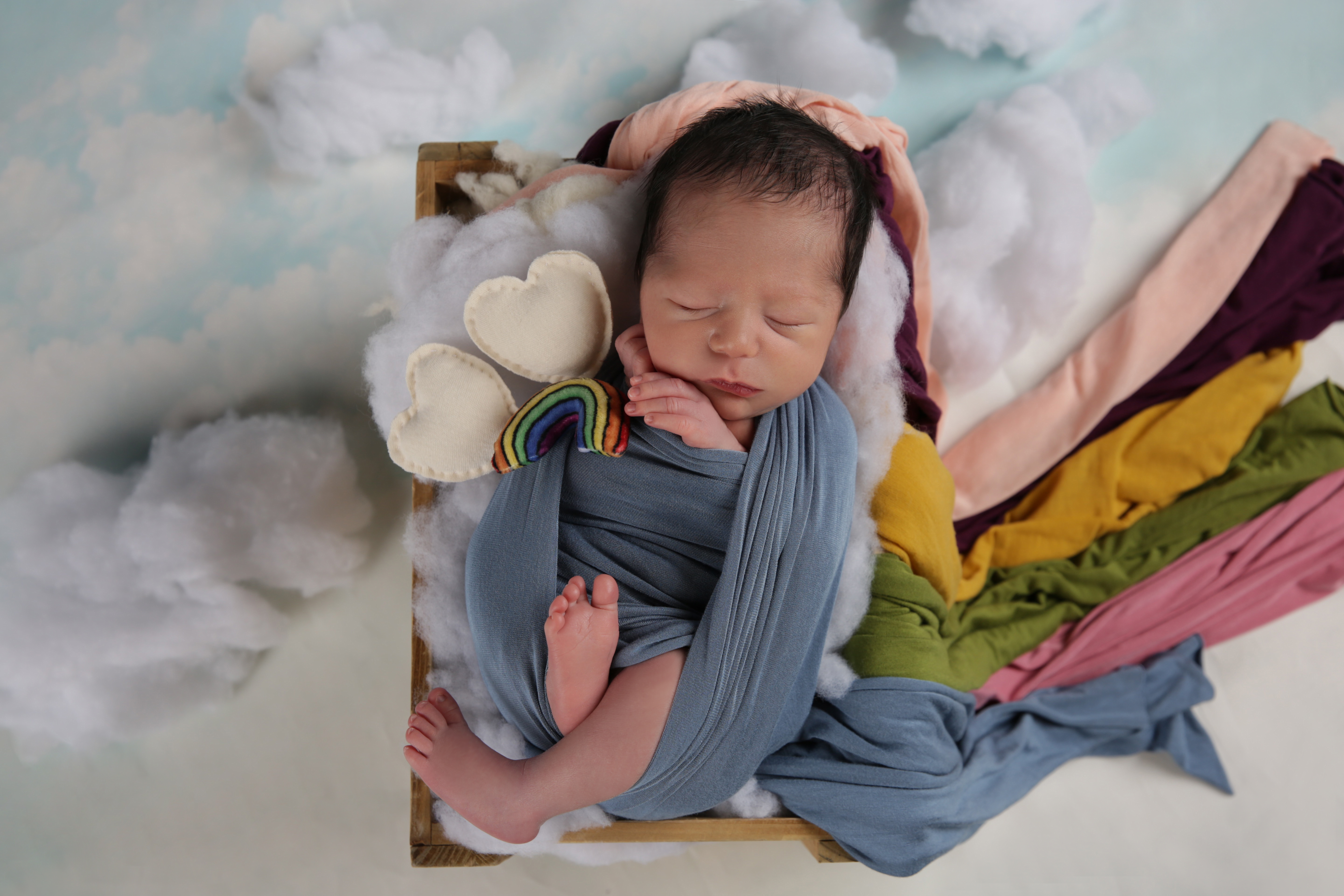 Best newborn photographer Las Vegas