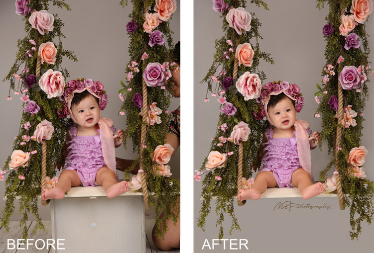 How We Keep Your Child Safe During A Photography Session