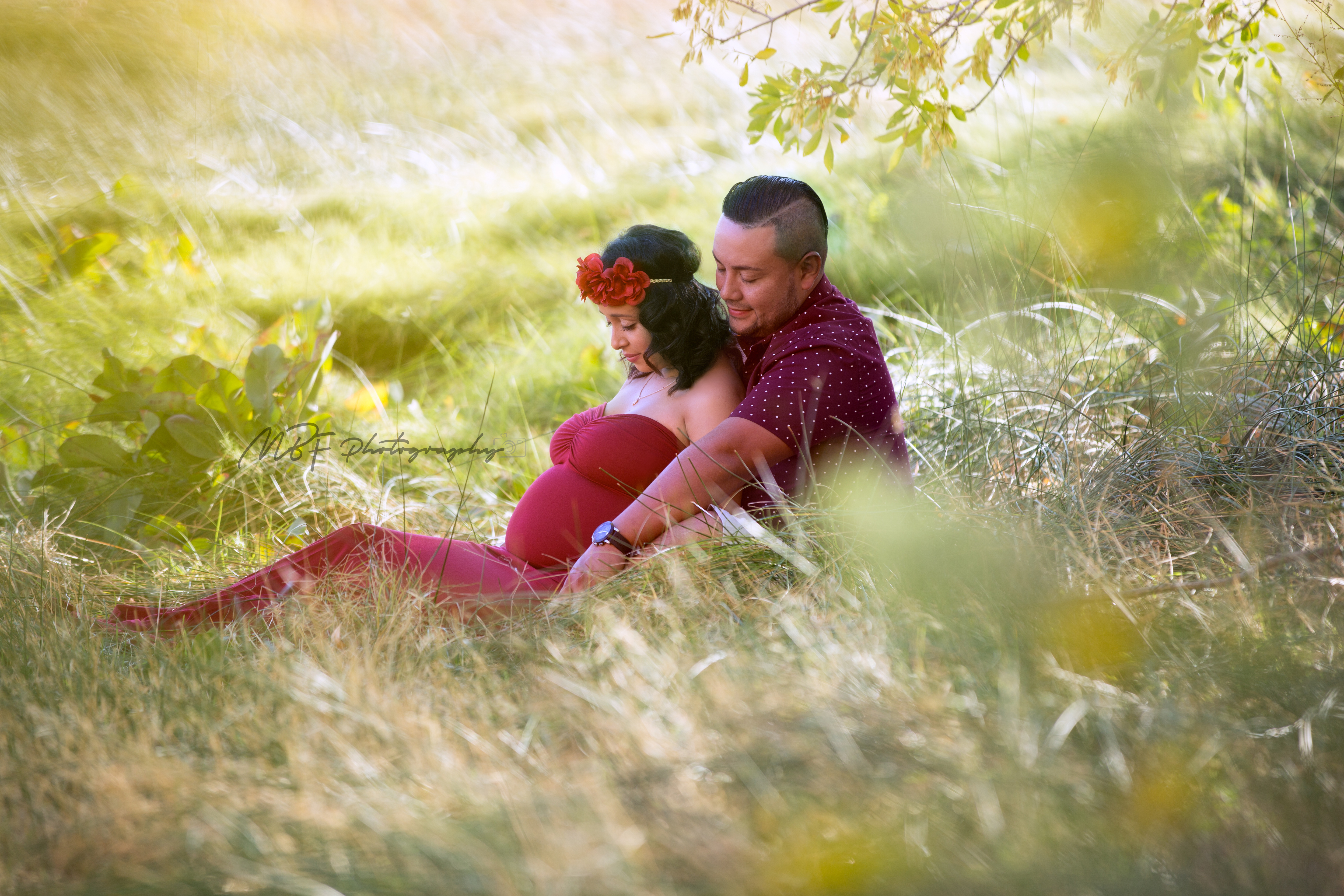 Las Vegas Maternity Photography