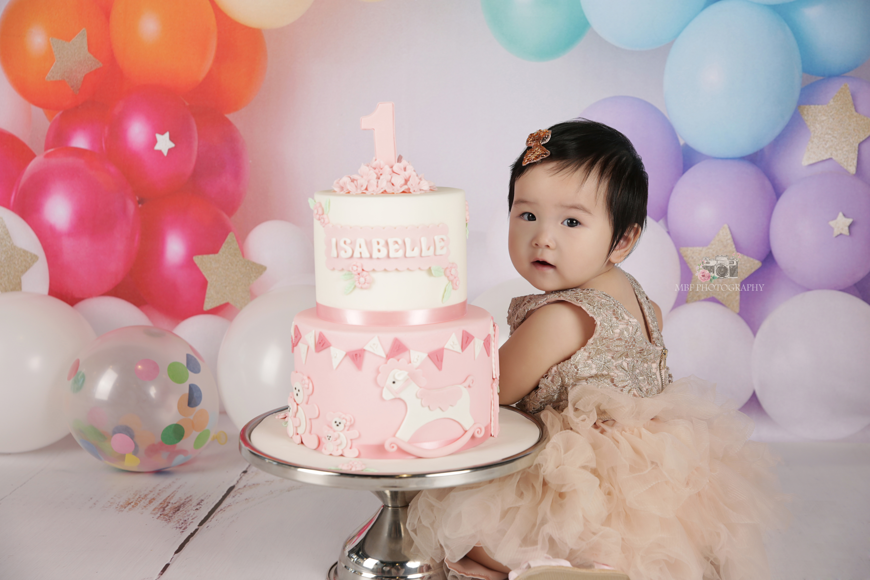 1st  Birthday photos Las Vegas photograp