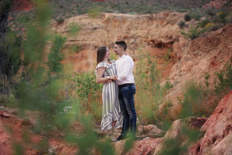 Chen & Shira Engagement Photo Session