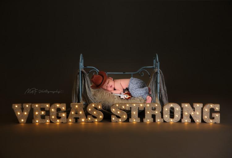 Vegas Strong Baby