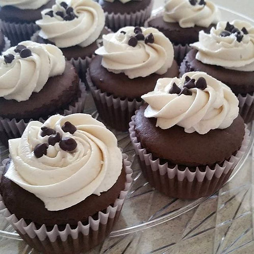Frosted Cupcakes - 1 Dozen Standard Sized