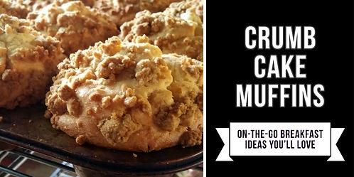 Crumb Cake Muffin