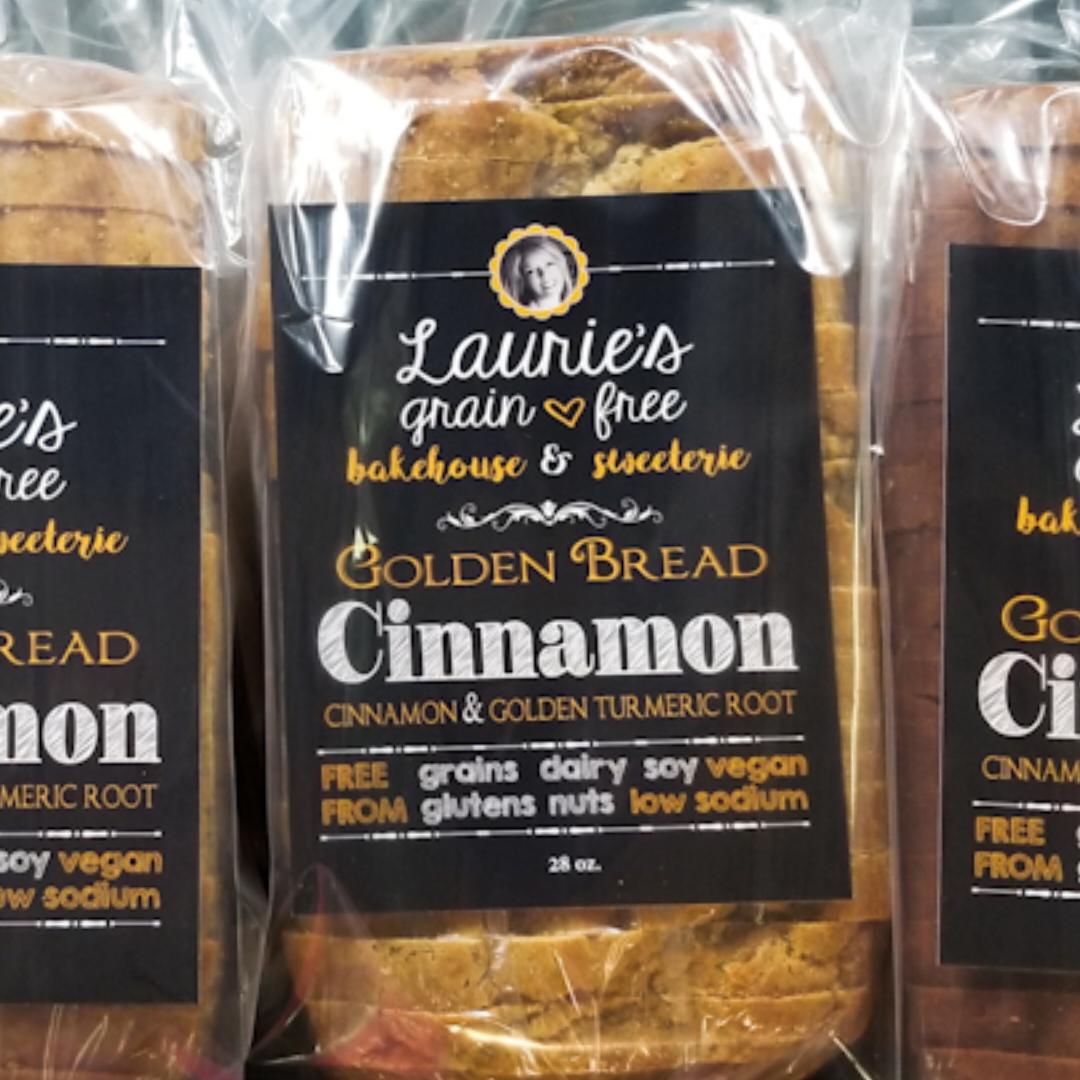 Grain Free Cinnamon Turmeric Bread Laurie S Grain Free