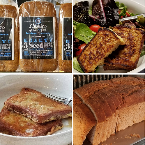 Grain-Free Triple Bread Bundle