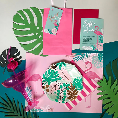 TROPICAL - party box deluxe