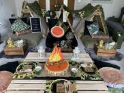 Base Camp picnic