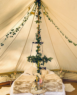 Tent For Two