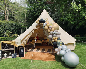 Vintage Movies bell tent