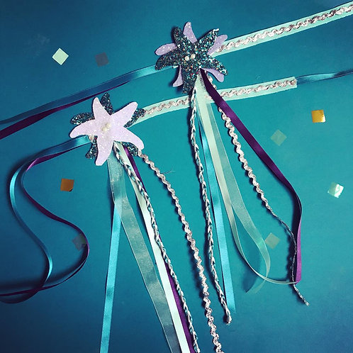MERMAIDS - starfish headband