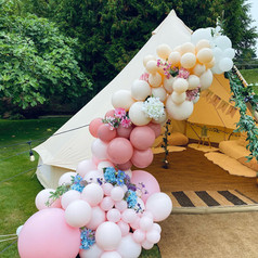 Enchanted Woodland super-luxe balloons