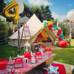 Vintage Circus ultimate party package