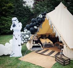 Star Wars bell tent