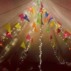 Festival theme - inside
