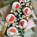 Enchanted Woodland luxe picnic