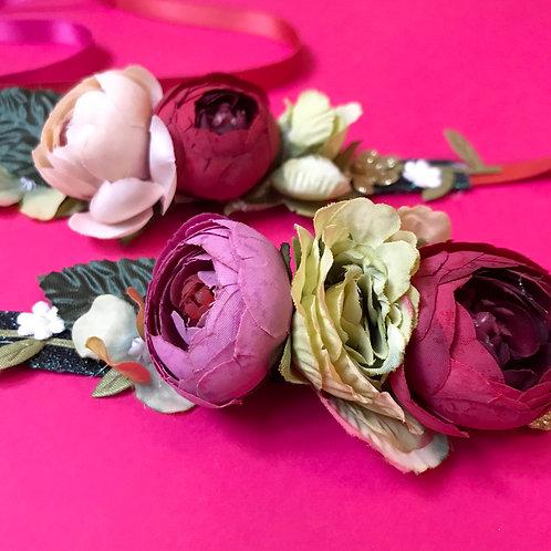 ENCHANTED WOODLAND - flower crown