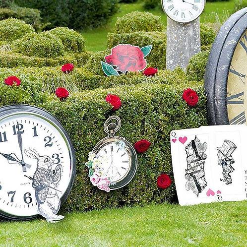 Alice in Wonderland props