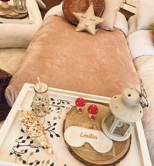 Enchanted Woodland tray