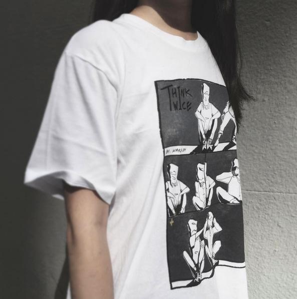 Think Twice T-shirt