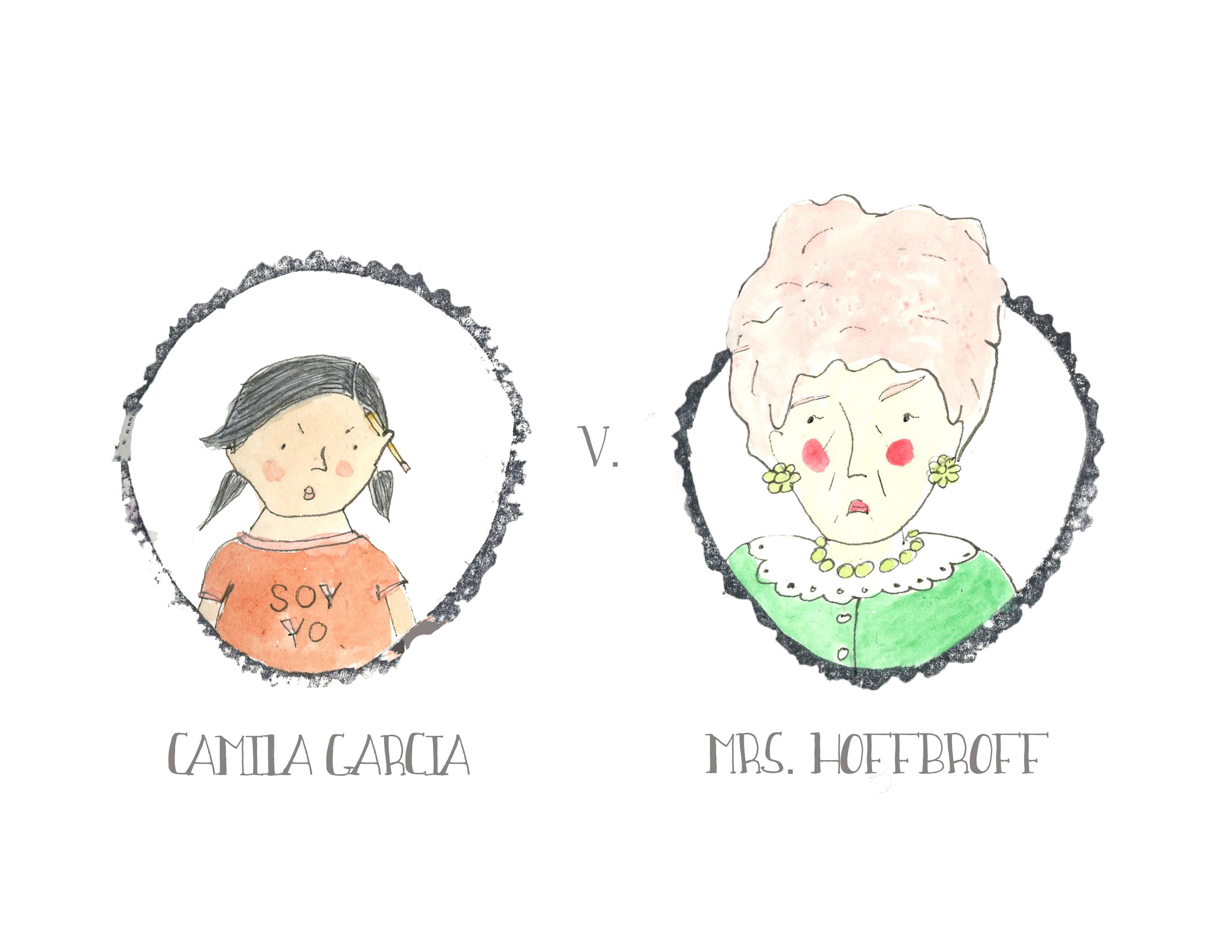 Camila v. Mrs. Hoffbroff