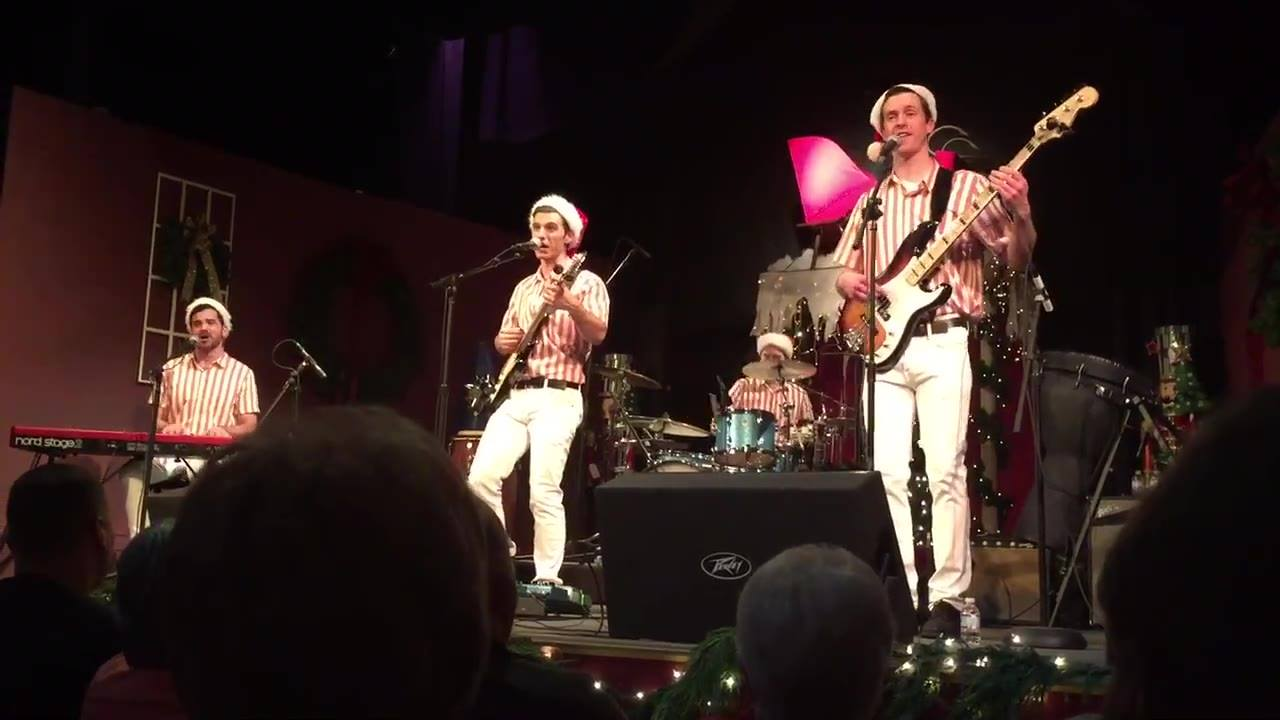 "We want to wish you all a Merry Christmas! We hope you enjoy this fan video of ""Frosty the Snowman"" from our recent Christmas show!"