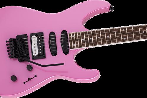 Jackson X Series Soloist SL1X, Laurel Fingerboard, Platinum Pink